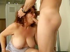 Fabulous Amateur video with Grannies, BBW scenes