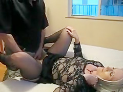 Exotic Amateur clip with Stockings, Non Nude scenes