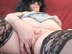 Fabulous Amateur video with BBW, Big Tits scenes