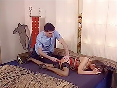 Horny Amateur movie with Fetish, Lingerie scenes
