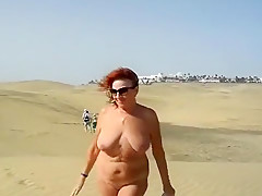 Horny Amateur record with Outdoor, Mature scenes