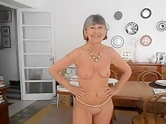 Hottest Amateur clip with Solo, Grannies scenes