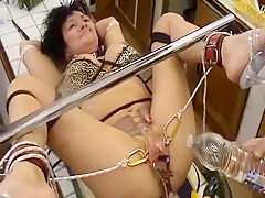 Horny Amateur record with Fetish, Masturbation scenes