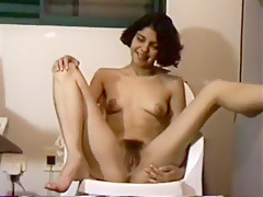 Fabulous Amateur video with Indian, Hairy scenes