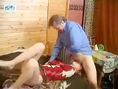 Amazing Homemade clip with Young/Old scenes