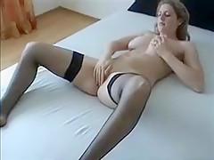 Fabulous Amateur record with Masturbation, Big Tits scenes