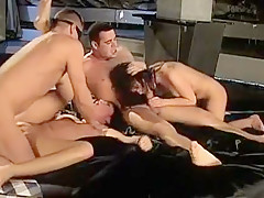 Hottest Amateur record with Cunnilingus, Group Sex scenes