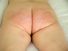 Amazing Amateur movie with Spanking, Ass scenes