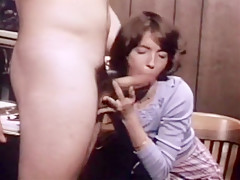 Horny Homemade video with Blowjob, Vintage scenes