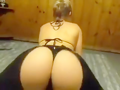 Crazy Homemade record with Solo, Ass scenes