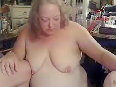 Incredible Amateur video with Mature, Webcam scenes