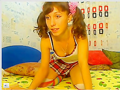 Amazing Homemade record with Webcam, Non Nude scenes