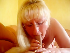 Fabulous Homemade video with Blonde, Mature scenes