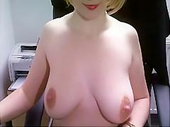 Amazing Homemade record with Webcam, Solo scenes