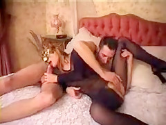 Crazy Homemade clip with Fetish, Threesome scenes