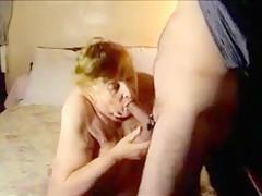 Horny Homemade clip with Grannies, Masturbation scenes