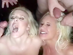 Horny Homemade clip with Big Tits, Group Sex scenes