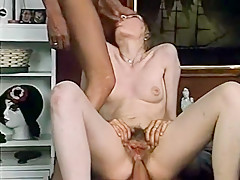 Horny Homemade video with Hairy, Anal scenes