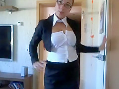 Fabulous Homemade video with Solo, Stockings scenes