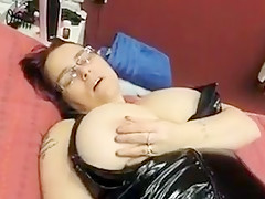 Exotic Amateur video with BBW, European scenes
