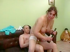 Incredible Amateur movie with Doggy Style, Fetish scenes