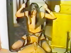 Horny Amateur clip with European, MILF scenes