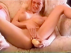 Horny Homemade video with Amateur, Blonde scenes