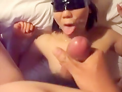 Crazy Homemade record with Cumshot, Facial scenes