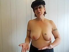 Crazy amateur Solo, Big Tits sex video