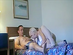 Incredible Amateur record with Grannies, Young/Old scenes