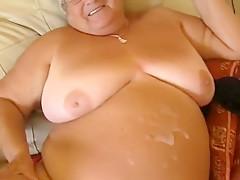Incredible Amateur clip with Cumshot, Grannies scenes