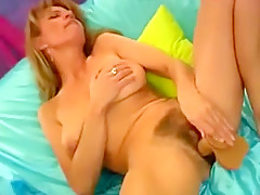 Amazing Homemade record with Masturbation, Hairy scenes