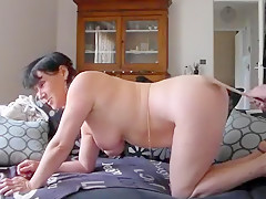 Exotic Amateur clip with Webcam, Wife scenes
