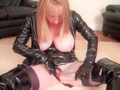 Fabulous Homemade video with Fetish, Masturbation scenes
