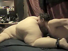 Incredible Amateur clip with Rimming, BBW scenes