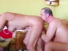 Crazy Amateur record with Rimming, Mature scenes