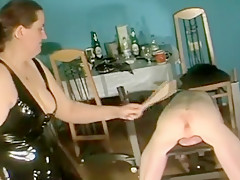 Fabulous Homemade movie with Spanking, Fetish scenes