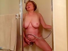 Hottest Amateur clip with Shower, Mature scenes