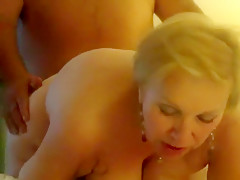 Amazing Homemade movie with Big Tits, Doggy Style scenes