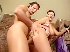 Incredible Homemade record with Doggy Style, Big Tits scenes