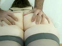 Fabulous Amateur movie with Ass, Stockings scenes