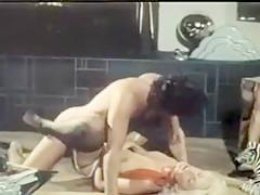 Crazy Amateur movie with Big Tits, Cunnilingus scenes