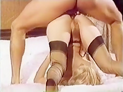 Fabulous Homemade video with Doggy Style, Cunnilingus scenes