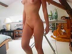 Horny Homemade clip with Strip, Softcore scenes