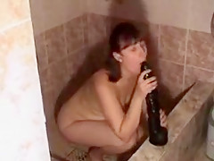 Amazing Amateur record with Toys, Mature scenes