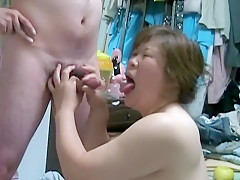 Horny Homemade movie with Korean, Cumshot scenes