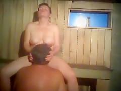 Crazy Amateur video with BBW, Brunette scenes