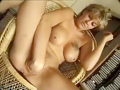 Hottest Amateur clip with Blonde, Mature scenes