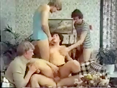 Hottest Amateur movie with Vintage, Group Sex scenes