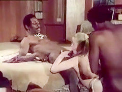 Incredible Homemade record with Big Dick, Blonde scenes